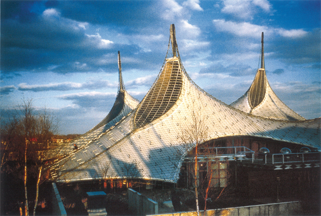 Os 1967 Internacional e Exposição Universal ou Expo 67, 1967, Montreal, Canadá Foto © Frei Otto