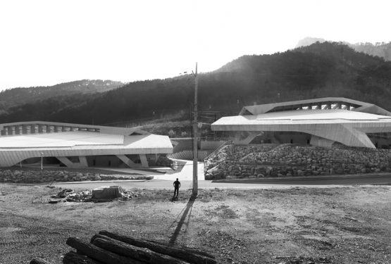 Vila de Carvão Sangdong / studio_suspicion