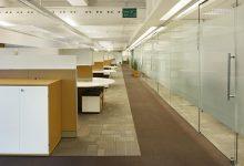 Ideias de revestimentos sustentáveis para escritórios