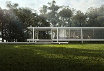Casa Farnsworth – Mies Van Der Rohe