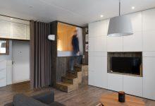 Referência: Flat 35m2 – Studio Bazi
