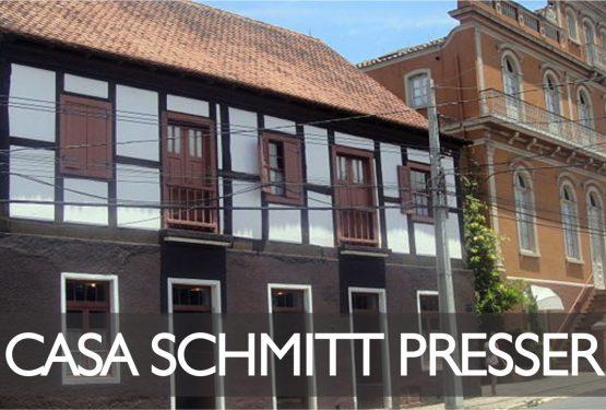 CASA SCHMITT-PRESSER – HISTÓRIA E PRESERVAÇÃO