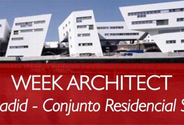 WEEK ARCHITECT – WEEK 1: ZAHA HADID – Spittelau