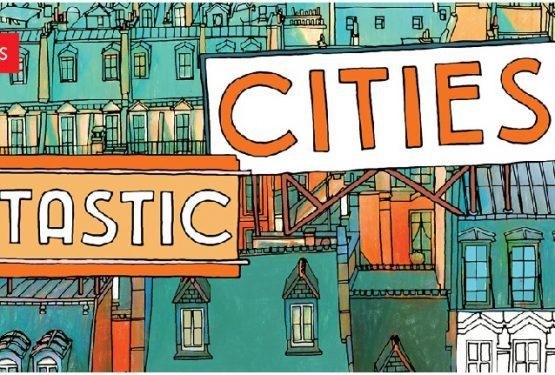 Livro Fantastic Cities