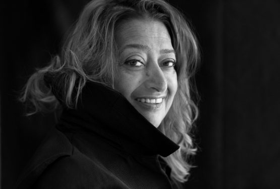 Homenagem a Zaha Hadid