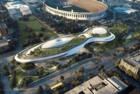 Aprovada a construção de Museu George Lucas em Los Angeles