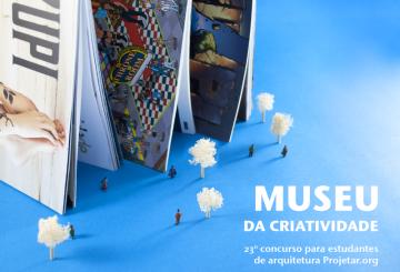 Concurso 023 Projetar.org propôe a criação de um Museu para Artes Visuais