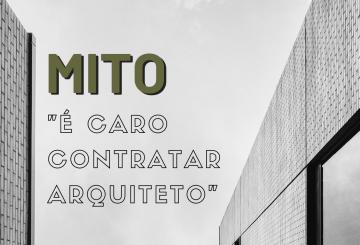"""MITO: """"É caro contratar arquiteto"""""""