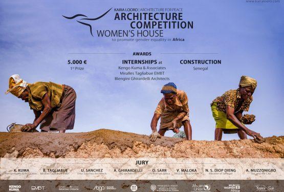 Competição de Arquitetura – Kaira Looro – Casa das Mulheres